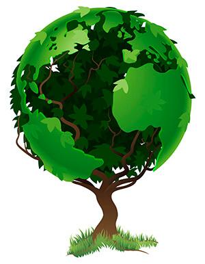 Klimaschutz Baum
