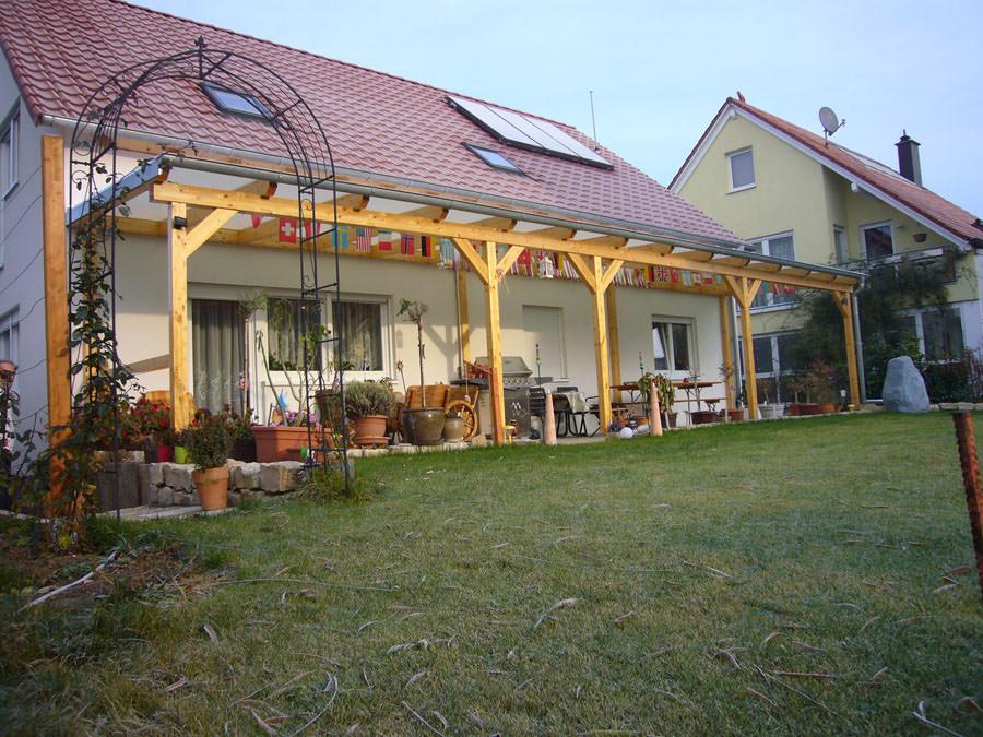 Pergolen Loch Überdachungen Limburgerhof