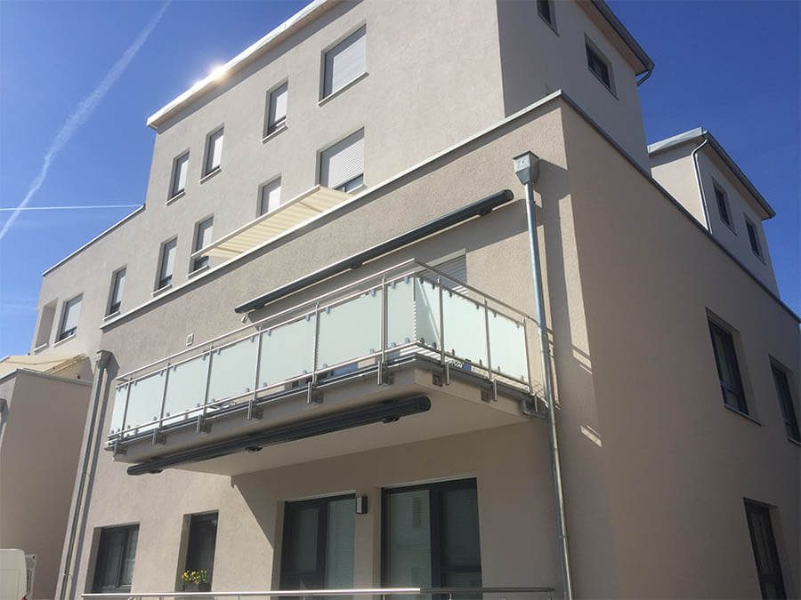 Neubau Limburgerhof