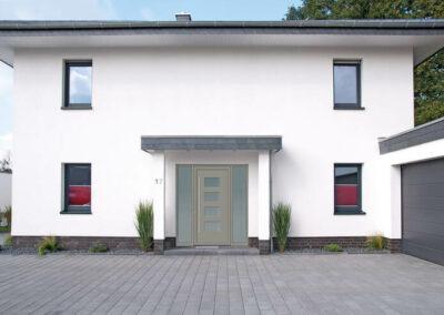 Fenster und Haustüren Anthrazit Loch Limburgerhof